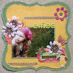 Elfjes ( Fairies) *My Little Shoebox*