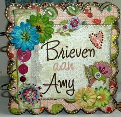 Brieven aan Amy ( letters to Amy )