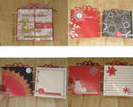 LYB mini album- 25 days of christmas.