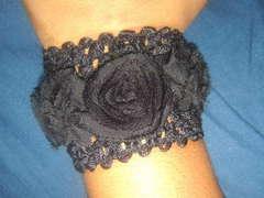 Black cuff