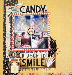 Candy: A Reason To Smile