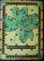Speckled Shamrock