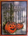 Pumpkins by Iron Gate