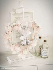 Wedding Wreath ~Melissa Frances~