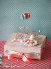 A treasure box for girl...