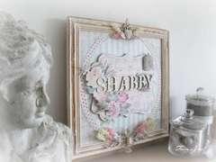 Shabby Chic Frame