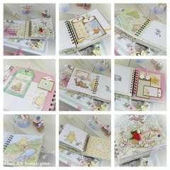 Gift set Winnie the Pooh (inside album)