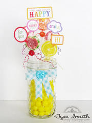 Doodlebug Designs Fruit Stand Treat Holder