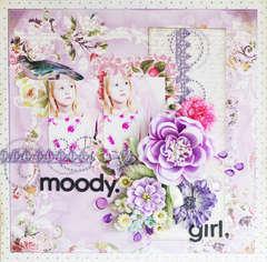Moody Girl **Prima BAP**