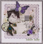 Little Lady - Webster's Pages