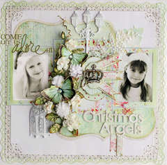Christmas Angels **Prima DEC BAP**