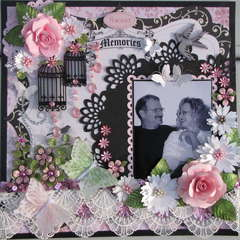 Sweet Memories  *Scrap That - June challenge*