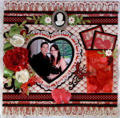 Will You Be Mine?  *Scrapbook Memories and More DT