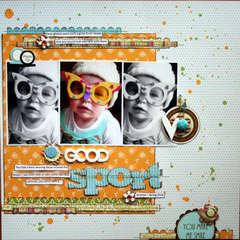 Good Sport *Jillibean Soup*