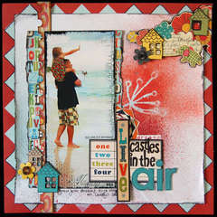 Castles in the Air *AMM Sept. Kit*