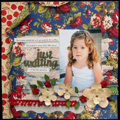 Just Waiting *A Million Memories June Kit*