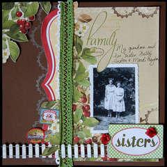 Sisters * A Million Memories June Kit*