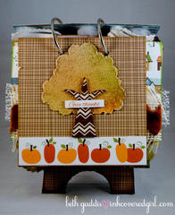 Thanksgiving Easel Album