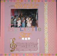 Twinkle My Little Star