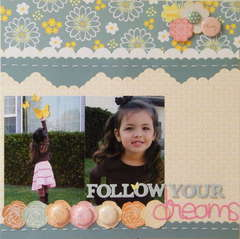 Dreams ::Pebbles INC & American crafts