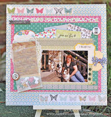 You Are Here-Gossamer Blue Sept Kit