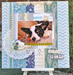 Teething Blues-Gossamer Blue Kit Club