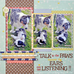 Talk to the Paws*Lily Bee Design Guest