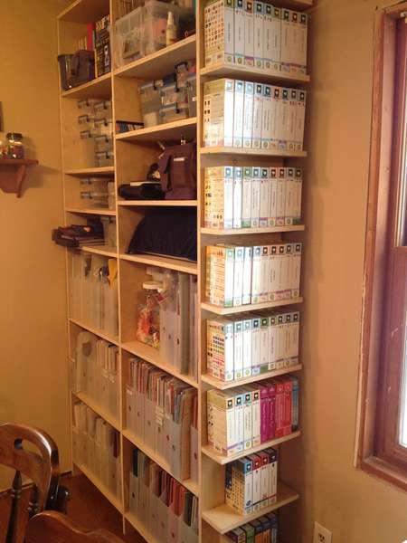 Scraproom: Scrapbook Cabinet
