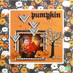 Pumpkin *Pebbles*