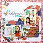 Fine Arts Festival *Pebbles*