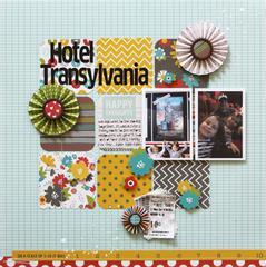 Hotel Transylvania *Pebbles*