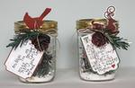 Holiday Gift Card Jars *Once Upon a Christmas - LYB*