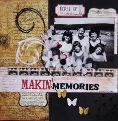Makin' Memories