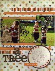 make like a tree