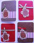 gingerbread man cards