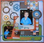 All revved up ~ BOAF April Kit
