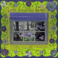 Love blooms here!