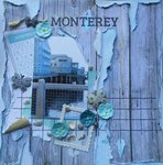 Remember Monterey ~ BOAF May Kit Reveal