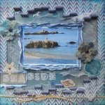 Seaside ~ BOAF July Kit Reveal