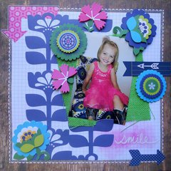 Smile ~ BOAF June Kit Reveal
