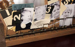 Ryeland 1-6 'Ticket Holder' Photo Display