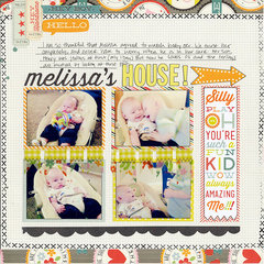 Melissa's House!