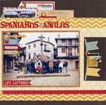 Spaniards & Anglos