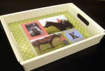 Making Memories Photo Tray