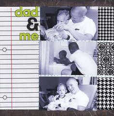Ryker - Dad & Me