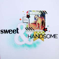sweet & handsome