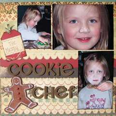 The Messy Cookie Chef