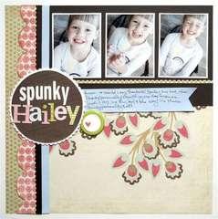 Spunky Hailey