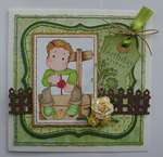 Magnolia Edwin Card