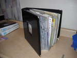 12 x 12 embellishment 3 ring binder